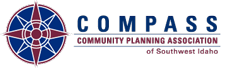 COMPASS Idaho mobile logo